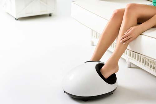 mejor masajeador de pies