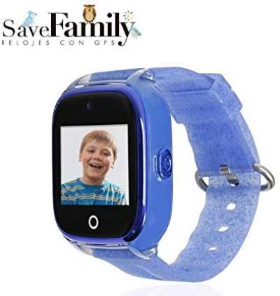 reloj gps save family