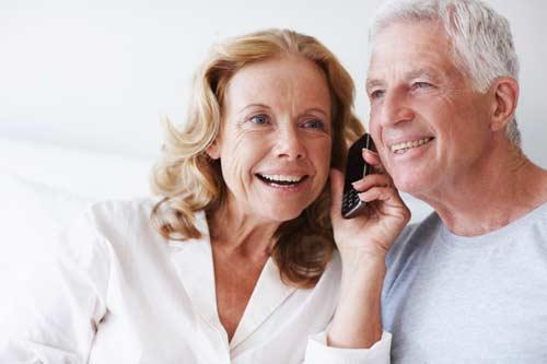 mejores teléfonos móviles para mayores