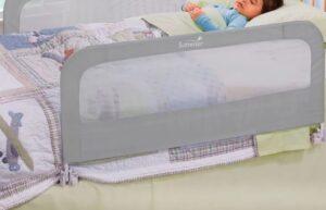 mejores barandillas de cama para niños