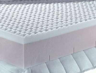 colchón espuma articulado