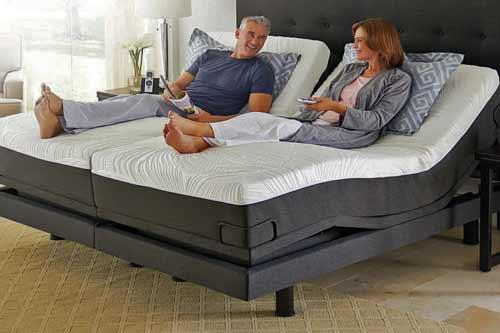 colchones camas articuladas